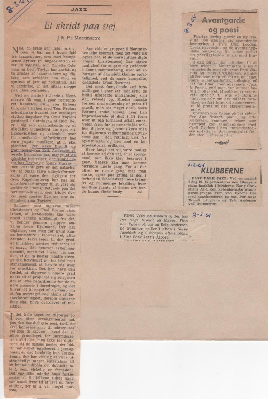 Kapitel 1 – Starten i Gladsaxe området. 1958 – 1961 | Danske Trommer