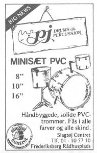 PJ PVC MM 4 1982 annonce