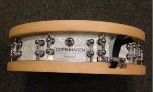 CPH snare drum