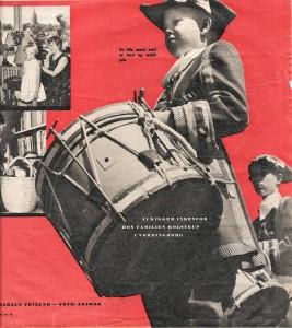 Madsen Reb tromme PJG 14 nov 1961 Dansk Famile Blad small