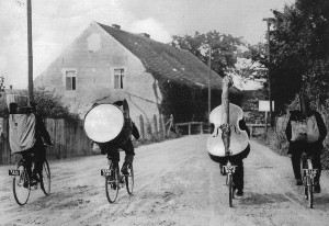 musik cykel