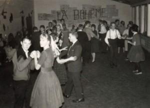 buddinge skole la boheme jazzbal 1959 1960