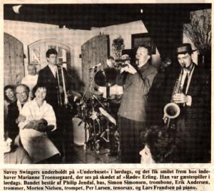 savoy swinger u hus 17 feb 1992